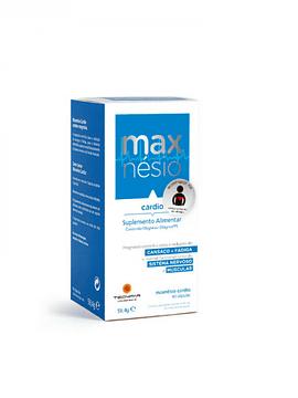 Maxnesio Cardio Cápsulas  X 60 cápsulas