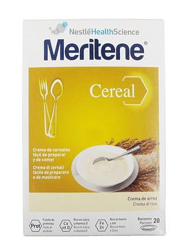 Meritene Cereal Instant Arroz 300 G  x 2 pó medida