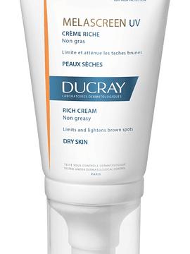 Ducray Melascreen Creme Rico Spf50+ 40ml