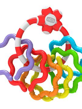 Chicco Brinquedo Anel Pega Fácil 3m+