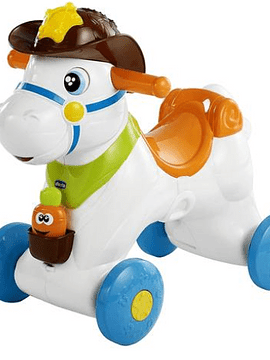 Chicco Brinquedo Baby Rodeo 1-3 Anos