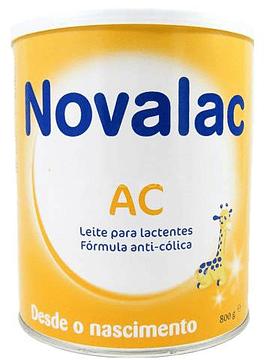 Novalac AC Leite para Lactentes Anti-Cólica - 800g