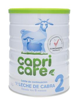 Capricare 2 Leite de Cabra Transição 6m+  800g