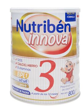 Nutribén Innova 3 Leite Crescimento - 800g
