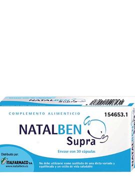 Natalben Supra Caps X 30 cáps(s)