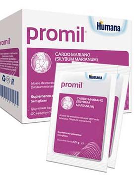 Promil Cart 5,5 G X 20 pó sol oral saq