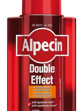 Alpecin Champô Duplo Efeito 200ml