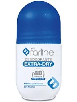 Farline Deo Extra Seco 50ml
