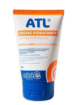 Atl Creme Hidratante 100G