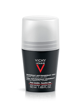 Vichy Homme Deo Roll On 48h 50ml