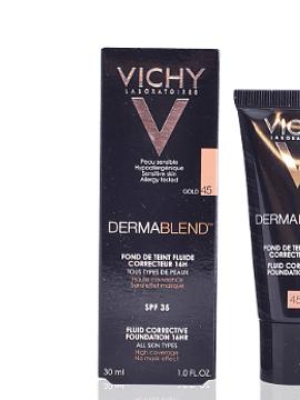Vichy Dermablend 45 Fond Teint Fluido Fp35 30ml