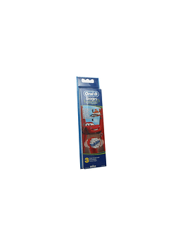Oral B Stage Power Recarga Escova Eléctrica Cars 3