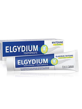 Elgydium Pasta Dentes Branqueadora Lemon 75ml