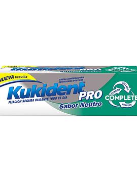 Kukident Pro Creme Neutro Prótese 47 G