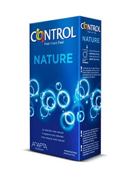 Control Preservativos Adapta Nature x12