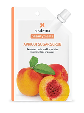 Sesderma Beauty Treats Apricot Sugar Scrub 25 Ml
