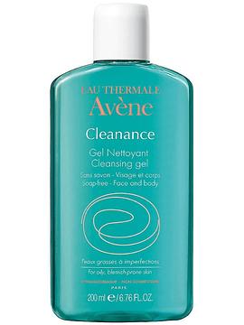 Avène Cleanance Gel Limpeza 200ml