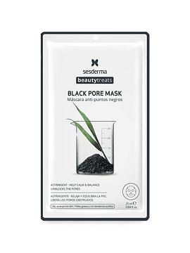 Sesderma Beauty Treats Black Pore Mask 25 Ml