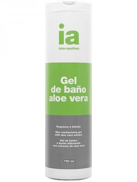 Interapothek Gel Banho Aloe Vera 750ml