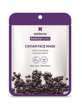 Sesderma Beauty Treats Caviar Face Mask 22 Ml