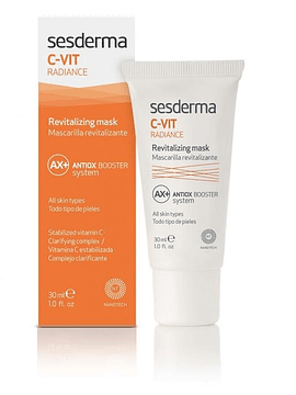 Sesderma C-Vit Radiance Máscara Facial Revitalizante  30 Ml