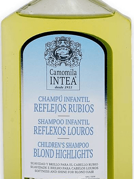 Intea Camomila Champô Infantil 250 Ml