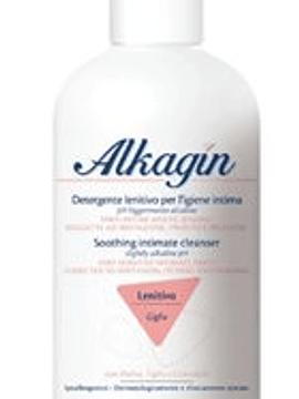 Alkagin Solução Higiene Íntima 400ml