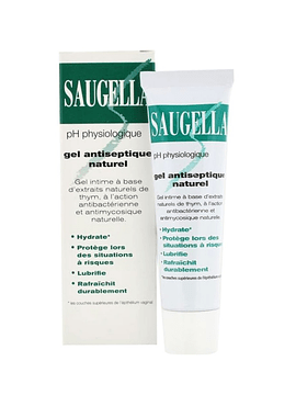 Saugella Gel Vaginal 30 Ml