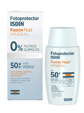 Fotoprot Isdin Fusion Fluid Mineral 50+ 50ml