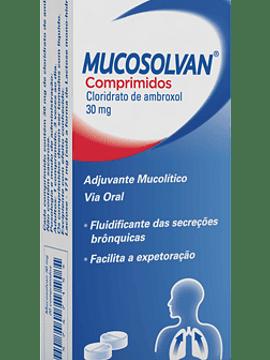 Mucosolvan, 30 mg x 20 comprimidos