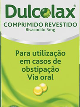 Dulcolax, 5 mg x 20 comprimidos revestidos
