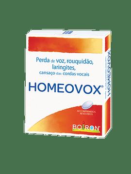 Homeovox , Blister 60 Comprimidos