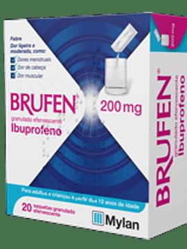 Brufen, 200 mg x 20 gran eferv saq