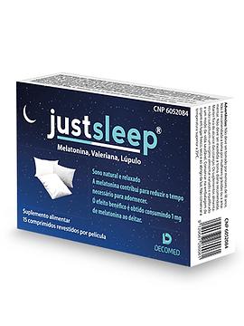 Justsleep Comprimidos X15 comprimidos