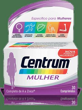 Centrum Mulher X 30 comprimidos