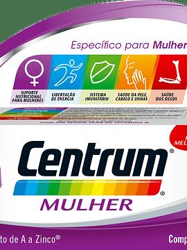 Centrum Mulher 50+ X 90 comprimidos revestidos