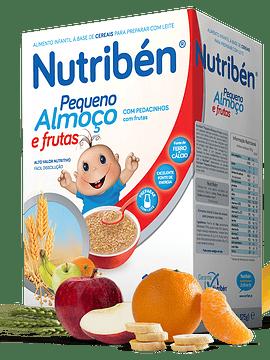 Nutribén Pequeno Almoço e Frutas 12m+  - 750g