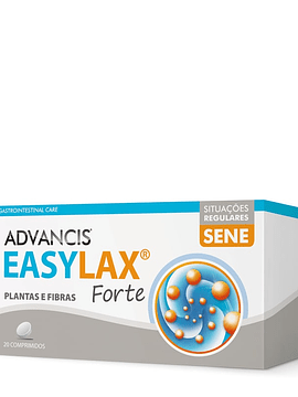 Advancis Easylax Forte Comprimidos X 20 comprimidos