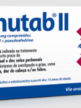 Sinutab II, 500/30 mg x 20 comprimidos