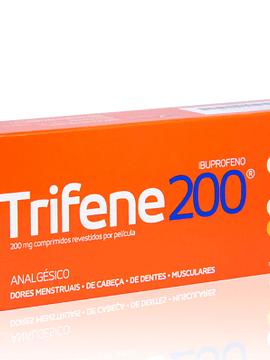 Trifene, 200 mg x 20 comprimidos revestidos