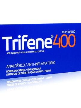 Trifene 400, 400 mg x 20 comprimidos revestidos