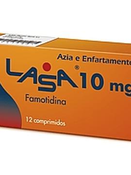Lasa, 10 mg x 12 comprimidos