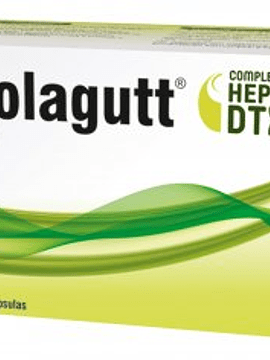 Cholagutt Detox Cápsulas X 60 cápsulas