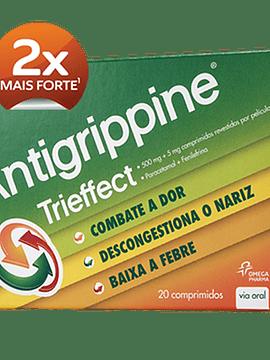Antigrippine trieffect, 500/5 mg x 20 comprimidos revestidos