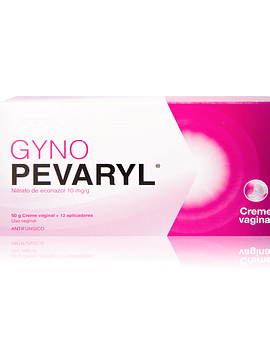 Gyno-Pevaryl, 10 mg/g-50 g x 1 creme vaginal bisnaga