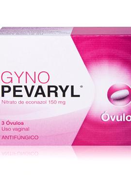 Gyno Pevaryl 150 mg x3 Óvulos