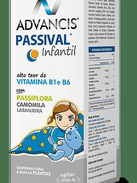 Advancis Passival Infantil Xarope 150ml xar mL