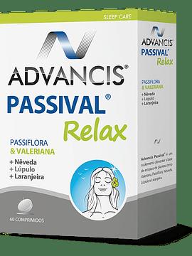 Advancis Passival Relax Comprimidos X30 Comprimidos