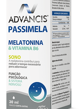 Advancis Passival Suspensão 30ml