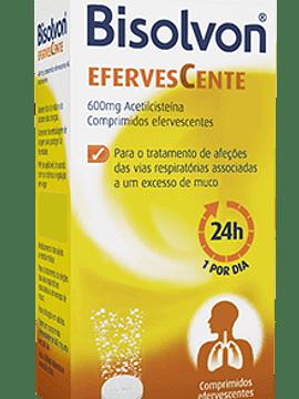 Bisolvon Efervescente MG, 600 mg x 10 comprimidos efervescentes